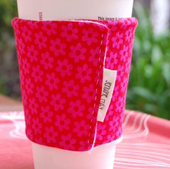 Prim coffee sleeve